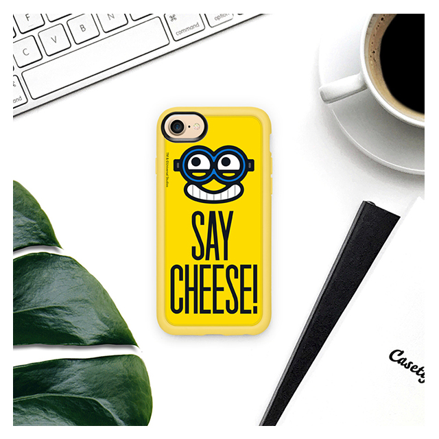 【iPhone8/7/6s/6 ケース】Minion Color Grip (Yellow)サブ画像