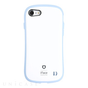【iPhone8/7 ケース】iFace First Class Pastelケース (ホワイト/ブルー)