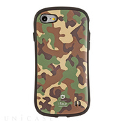 【iPhone8/7 ケース】iFace First Class Militaryケース (カーキ)