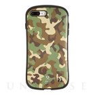 【iPhone7 Plus ケース】iFace First Class Militaryケース (カーキ)