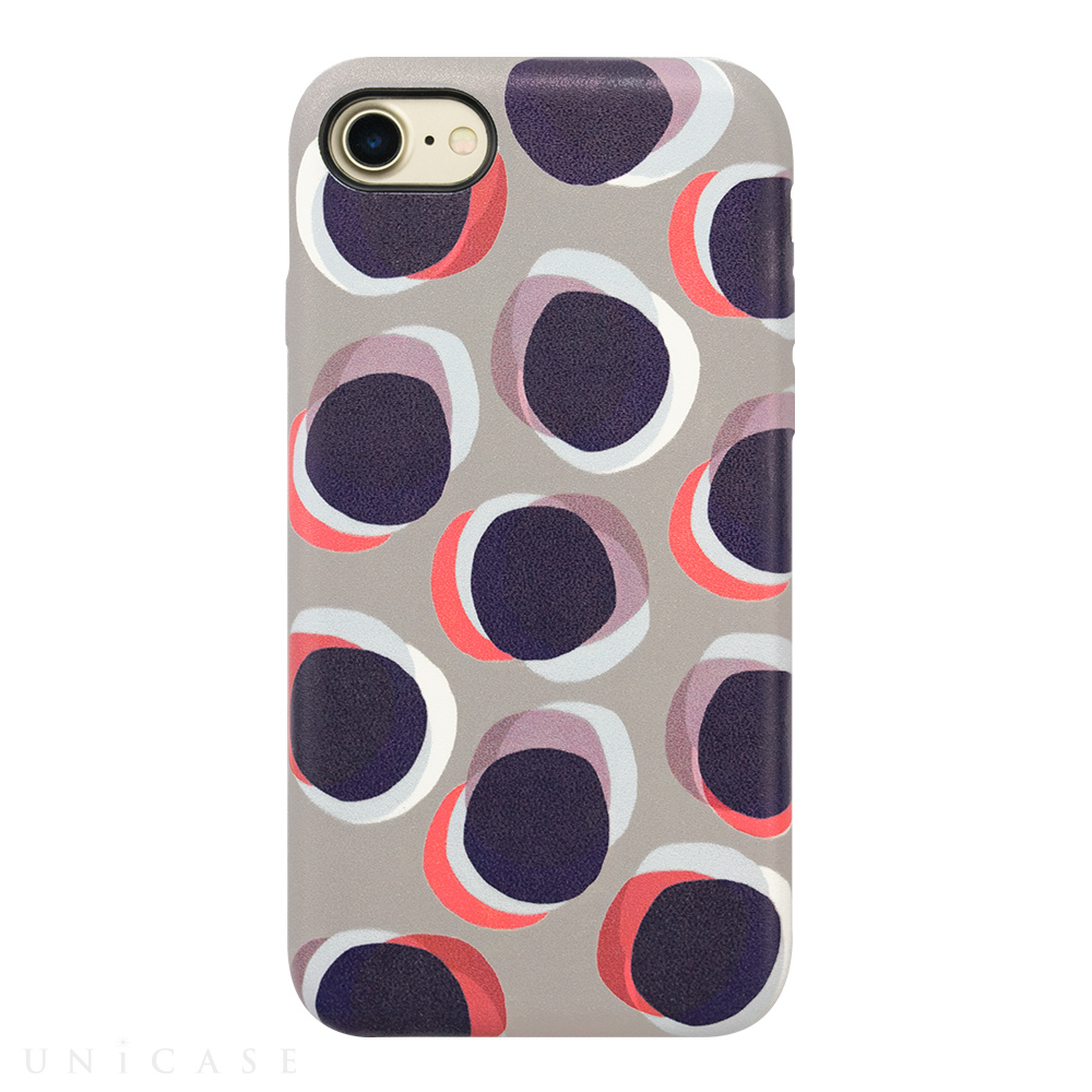 【iPhone8/7/6s/6 ケース】OOTD CASE  for iPhone8/7/6s/6 (drop dot)