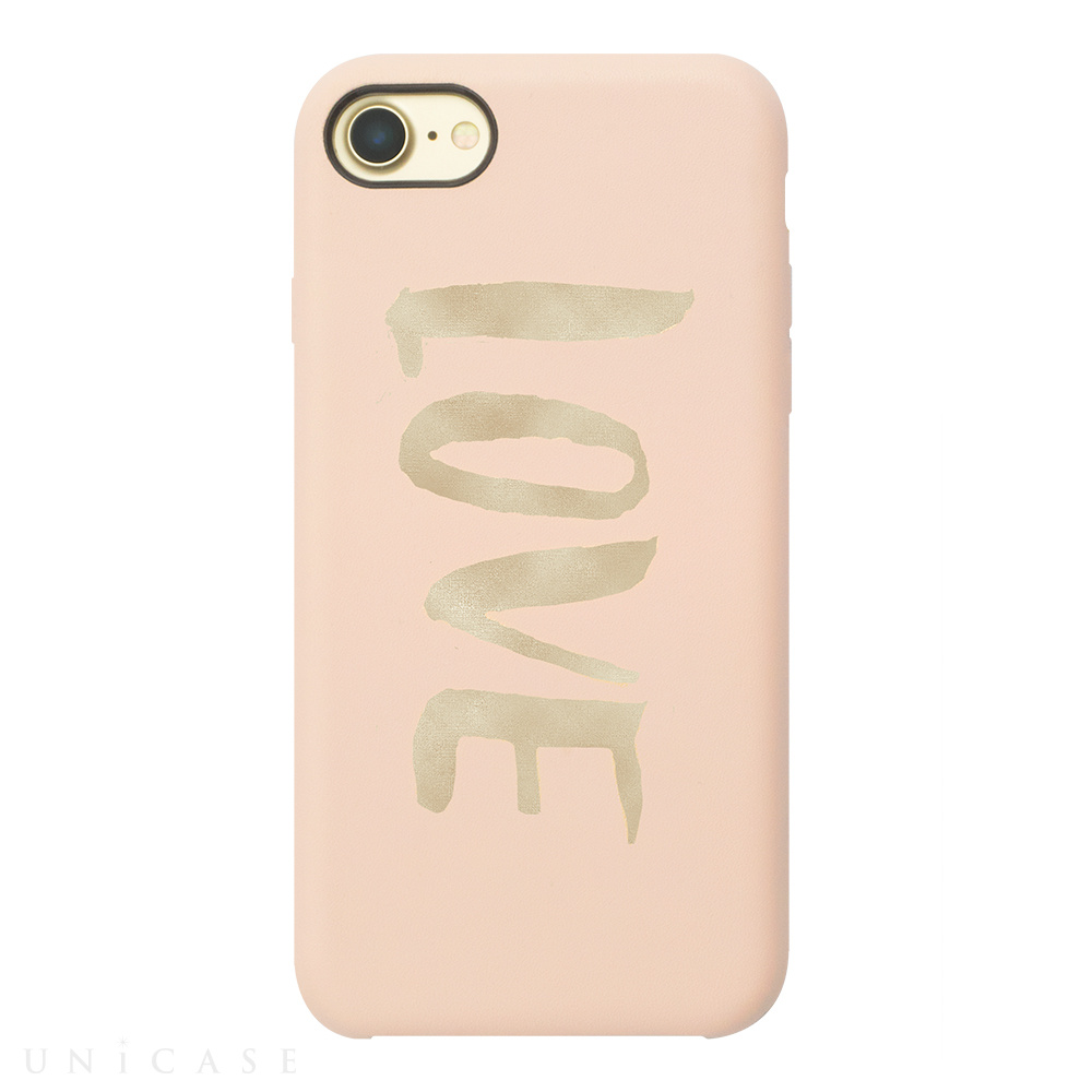 【iPhone8/7/6s/6 ケース】OOTD CASE  for iPhone8/7/6s/6 (golden love)