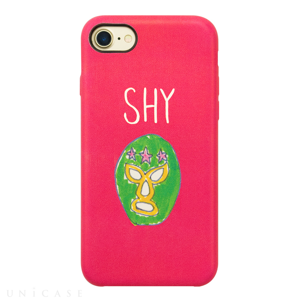 【iPhone8/7/6s/6 ケース】OOTD CASE  for iPhone8/7/6s/6 (SHY mask man)