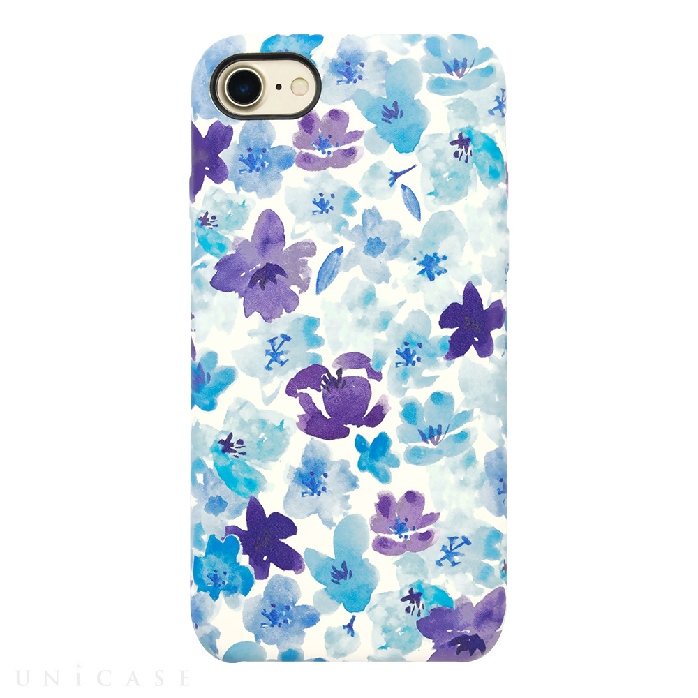【iPhone8/7/6s/6 ケース】OOTD CASE  for iPhone8/7/6s/6 (painted flowers)