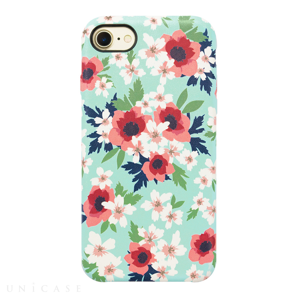 【iPhone8/7/6s/6 ケース】OOTD CASE  for iPhone8/7/6s/6 (grafical flowers)