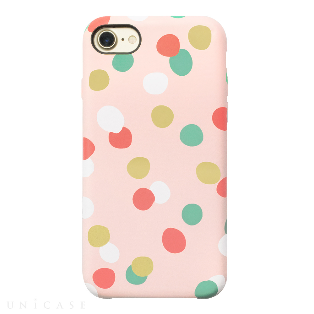 【iPhone8/7/6s/6 ケース】OOTD CASE  for iPhone8/7/6s/6 (dot)