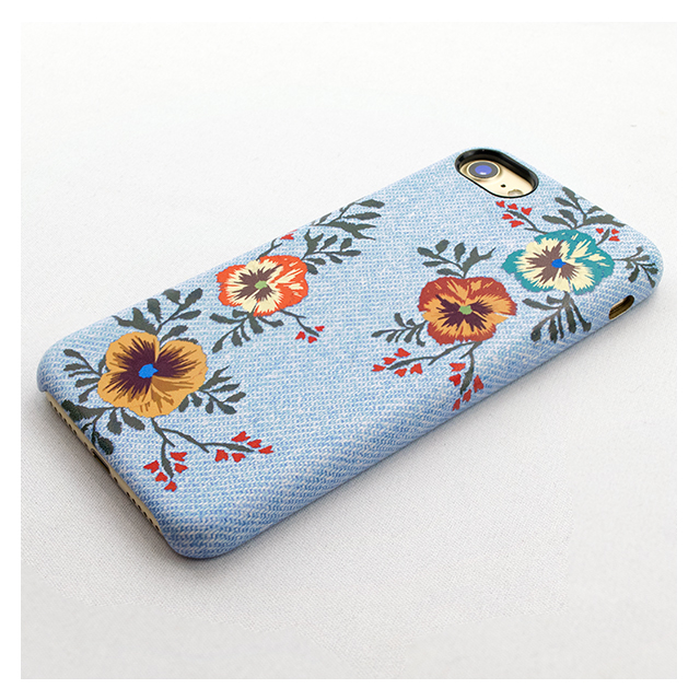 【iPhone8/7/6s/6 ケース】OOTD CASE  for iPhone8/7/6s/6 (pansy)サブ画像
