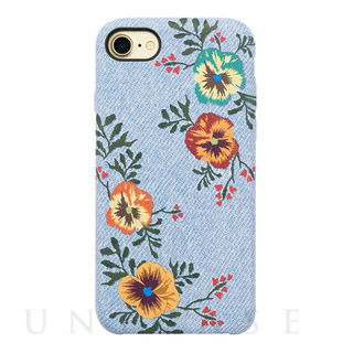 【iPhone8/7/6s/6 ケース】OOTD CASE for iPhone8/7/6s/6 (pansy)