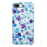 【iPhone8 Plus/7 Plus ケース】OOTD CASE  for iPhone8 Plus/7 Plus/6s Plus /6 Plus (painted flowers)