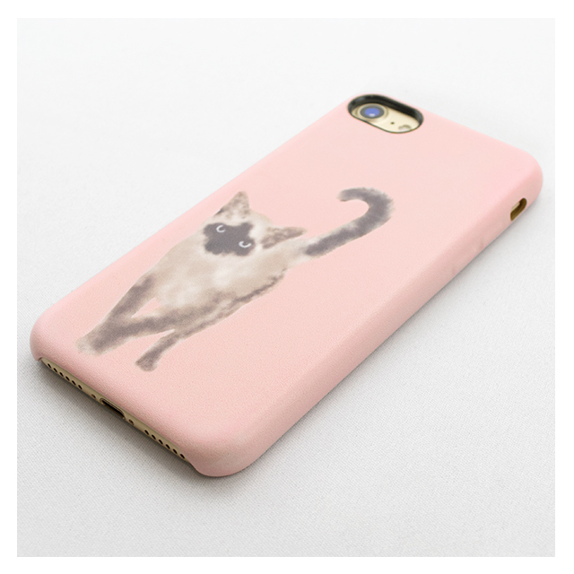 【iPhone8/7/6s/6 ケース】OOTD CASE  for iPhone8/7/6s/6 (wartery siam cat)サブ画像