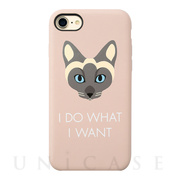 【iPhoneSE(第2世代)/8/7/6s/6 ケース】CAT CASE for iPhoneSE(第2世代)/8/7/6s/6 PINK
