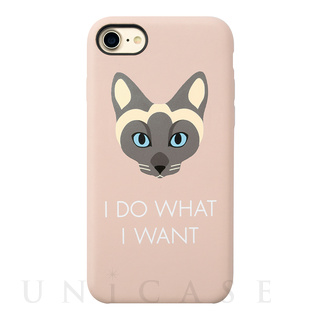 【iPhone8/7/6s/6 ケース】CAT CASE for iPhone8/7/6s/6 PINK