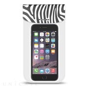 【スマホポーチ】EXCASE Zebra Series (Black)