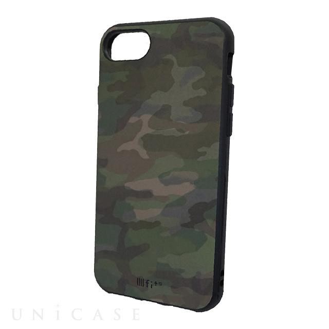 37c46bd89d 【iPhone8/7/6s/6 ケース】IIII fit Premium (カモフラージュ/