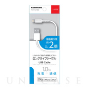 Lightning USB Cable 1m WH