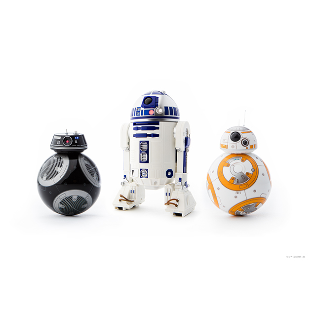 BB-8 App-Enabled Droid with Trainer(TM)サブ画像
