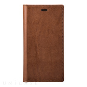 "【iPhoneXS/X ケース】""TOIANO"" Full Leather Case (Dark Brown)"