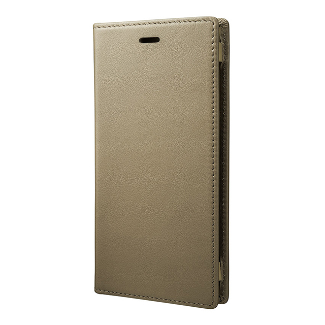 【iPhoneXS/X ケース】Full Leather Case (Taupe)サブ画像