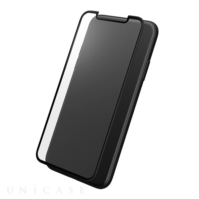 【iPhoneXS/X フィルム】Protection Full Cover Glass (Black)