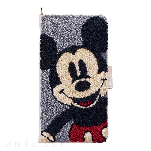 【iPhoneX ケース】ディズニーキャラクターズ サガラシリーズ (ミッキーマウス)