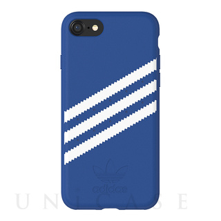 adidas(アディダス) 【iPhone8/7/6s/6 ケース】Moulded case (Collegiate Royal/White)