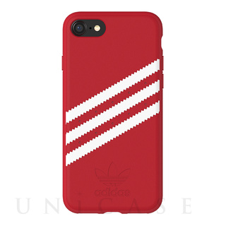 【iPhone8/7/6s/6 ケース】Moulded case (Royal Red/White)