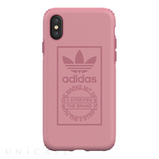 【iPhoneXS/X ケース】TPU Hard (Tactile Rose)