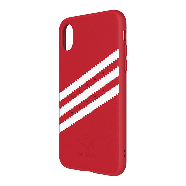 【iPhoneX ケース】Moulded case (Royal Red/White)サブ画像