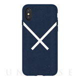 【iPhoneX ケース】XBYO Moulded case (Collegiate Navy)