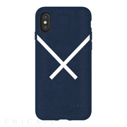 【iPhoneXS/X ケース】XBYO Moulded case (Collegiate Navy)