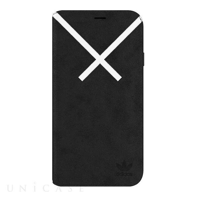 【iPhoneX ケース】XBYO Booklet case (Black)
