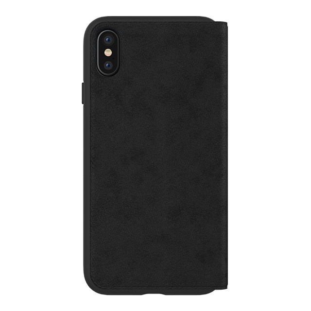 【iPhoneX ケース】XBYO Booklet case (Black)サブ画像
