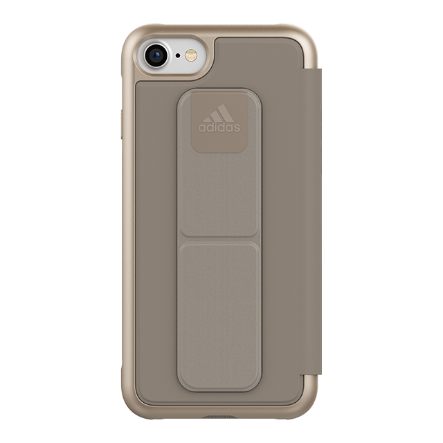 【iPhone8/7/6s/6 ケース】Folio Grip Case (Sesame)サブ画像