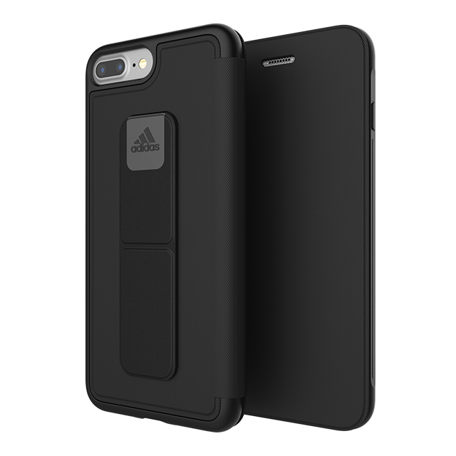 【iPhone8 Plus/7 Plus ケース】Folio Grip Case (Black)サブ画像