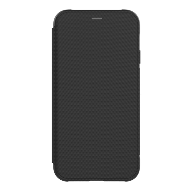 【iPhoneXS/X ケース】Folio Grip Case (Black)サブ画像