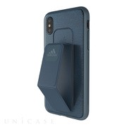 【iPhoneXS/X ケース】Grip Case (Mystery Blue)