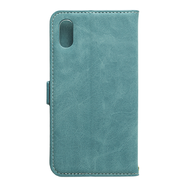【iPhoneXS/X ケース】Style Natural (Turquoise)サブ画像
