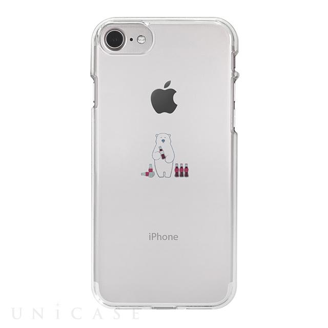iPhone8/7 ケース】ソフトクリアケース (ミニ動物 シロクマ) 画像一覧 ...
