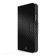 【iPhoneX ケース】Flex Carbon Wallet (Black)