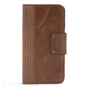 【iPhone8/7 ケース】FOLIO CASE (Brown...