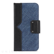 【iPhoneXS/X ケース】FOLIO CASE (Leather/Denim)