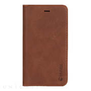 【iPhoneXS/X ケース】SUNNE 4 Card Folio Case (Brown)