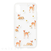 【iPhoneXS/X ケース】CLEAR COAT (BAMBI)