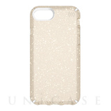 【iPhone8 ケース】Presidio Clear + Glitter (Clear With Gold)