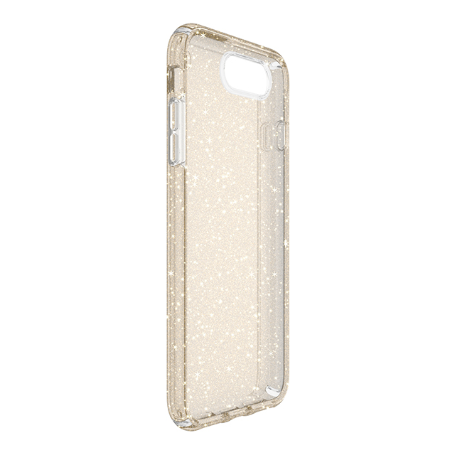 【iPhone8 Plus/7 Plus ケース】Presidio Clear + Glitter (Clear With Gold)サブ画像