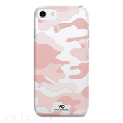 【iPhone8/7/6s/6 ケース】Camouflage Case (Rose Gold)