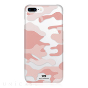 【iPhone8 Plus/7 Plus ケース】Camouflage Case (Rose Gold)