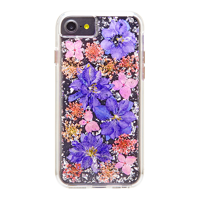 【iPhone8/7/6s/6 ケース】Karat Petals Case (Purple)サブ画像