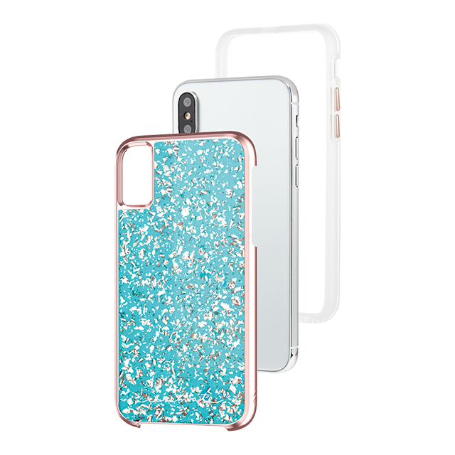 【iPhoneXS/X ケース】Karat Case (Mother of Pearl) サブ画像