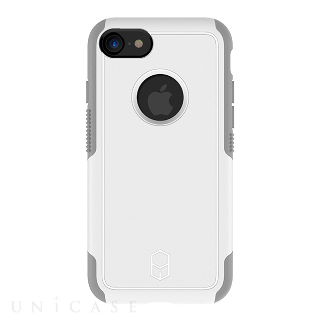 【iPhone8/7 ケース】Level Aegis Case (White)